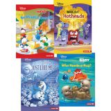 Disney® Learning Everyday Stories, Set of all 4