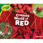 Crayola® World of Color Books, Set of 6