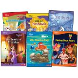 Disney Learning Everyday Stories, Set of all 6 books