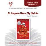 Al Capone Does My Shirts Teacher Guide