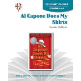 Al Capone Does My Shirts Student Packet