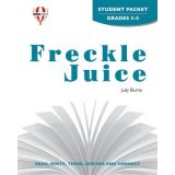 Freckle Juice Student Packet