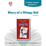 Diary of a Wimpy Kid Student Packet