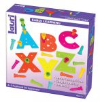 Tall-Stackers™ A-Z Pegboard Set, Uppercase