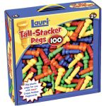Tall-Stackers™ Pegs Only, Set of 100