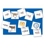 Pocket Chart Card Sets, Word Families