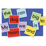 Pocket Chart Card Sets, Sight Words