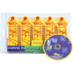 5-Pack Wrap-ups® Center Kit, Multiplication