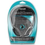 Maxell HP-100 Budget Stereo Headphones