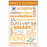 Science Chatter Charts, Set of 8
