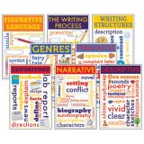 Writing Chatter Charts, Set of 8