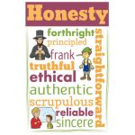 Character Education Chatter Charts, Set of 8