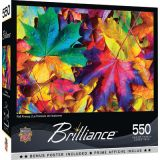 Brilliance: Fall Frenzy 550-piece Puzzle