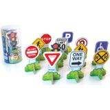 Minimobil Traffic Signs