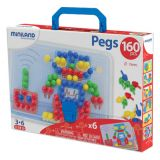 Primary Peg Sets, 5/8 Pegs, 160 pieces