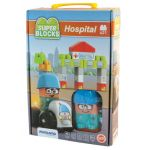 Super Blocks Hospital Set