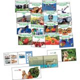 Science Content-Area Sight Word Readers, English, 16 titles
