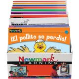 Rising Readers Leveled Books: Animal Adventures, Spanish