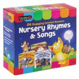 Early Readers Boxed Set, Nursery Rhymes & Songs