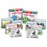 Early Readers Boxed Set, Nonfiction Sight Word Readers Set 2