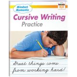 Mindset Moments Cursive Writing Practice, Grades 2-3