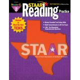 STAAR Reading: Warm-Ups & Test Practice, Grade 2