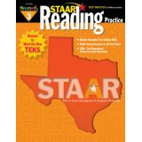 STAAR Reading: Warm-Ups & Test Practice, Grade 3