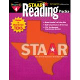STAAR Reading: Warm-Ups & Test Practice, Grade 4