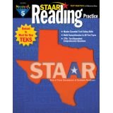 STAAR Reading: Warm-Ups & Test Practice, Grade 5