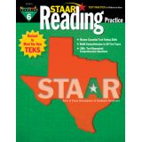 STAAR Reading: Warm-Ups & Test Practice, Grade 6