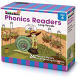 Phonics Boxed Readers Set 4: Long Vowels