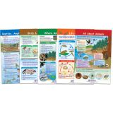 All About Animals Bulletin Board Chart Set, Grades 1-2