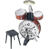 Bontempi Drum Set w/Stool