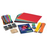 Learn It By Art™ Math Art Integration Kit, Algebraic Thinking, Kindergarten