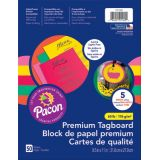 Pacon® Premium Tagboard Assortment, Brights