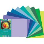 Tru-Ray® Fade-Resistant Construction Paper, 12