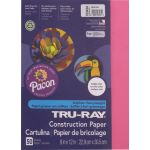 Tru-Ray® Fade-Resistant Construction Paper, 9
