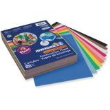 Riverside 3D™ Construction Paper, 9 x 12, Assorted Colors
