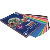Riverside 3D™ Construction Paper, 12 x 18, Assorted Colors