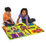 WonderFoam® Giant Our Body Activity Puzzle