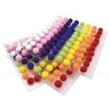 Creativity Street® Peel & Stick Poms