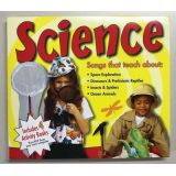 Science Songs 4-CD Set