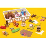 3-D Rhyme Basket