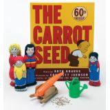 The Carrot Seed 3-D Storybook