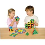 Magnetic Polydron® Class Set