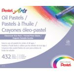 Pentel Arts® Oil Pastel Class Pack, 432 count