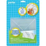 Large Clear Pegboards, Pack of 4