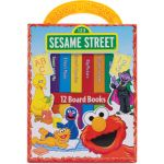 My First Library: Sesame Street