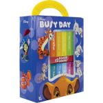 My First Library: Disney Busy Day