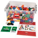 Plus-Plus® Big Set, 400 pieces in a tub